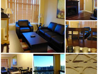 Executive One Bedroom + Den Condo - Langley vacation rentals