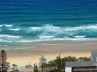 SURFERS PARADISE 2 BED  X 2 BATH OCEAN VIEWS a2364 - Surfers Paradise vacation rentals