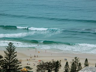 GREAT VALUE STUNNING OCEAN AND CITY VIEWS  a1312 - Surfers Paradise vacation rentals
