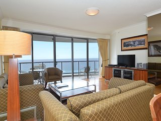 UNFORGETTABLE VIEWS 3 BED AFFORDABLE APT  a1253 - Surfers Paradise vacation rentals