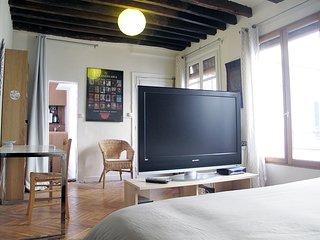 Studio Montorgueil Pompidou - Paris vacation rentals