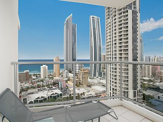 OCEAN VIEWS IN CENTRAL SURFERS PARADISE a2216 - Surfers Paradise vacation rentals
