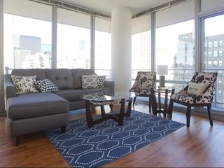 Furnished 2-Bedroom Apartment at W Polk St & S La Salle St Chicago - Chicago vacation rentals