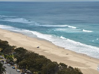 Moroccan Apt 286 Opposite Beach - Surfers Paradise vacation rentals
