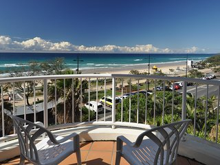 HUGE OCEAN FRONT APARTMENT 309 GREAT VALUE - Surfers Paradise vacation rentals