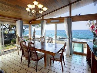 Oceanfront Kona Home-Private-Beach &Ocean Access- - Kailua-Kona vacation rentals