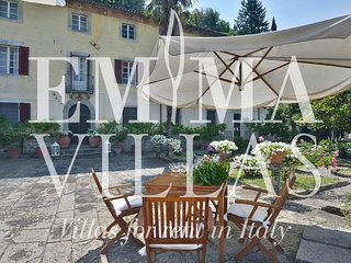 Beautiful Villa with DVD Player and Fitness Room - Fosciandora vacation rentals