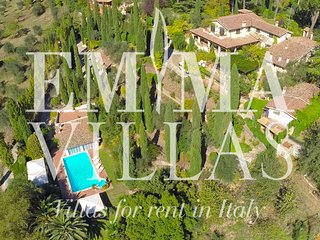 Bright 6 bedroom Villa in Rome with Deck - Rome vacation rentals