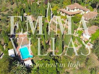 Bright 6 bedroom Rome Villa with Deck - Rome vacation rentals