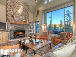 Big Sky Moonlight Basin | Moonlight Mountain Home 14 Full Moon - Big Sky vacation rentals