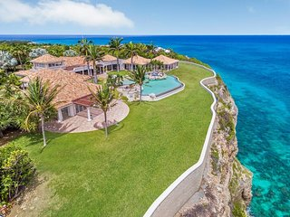 BELLE ETOILE...OMG!  Yes, this is truly paradise! Drop dead Gorgeous 5BR villa - Baie Rouge vacation rentals