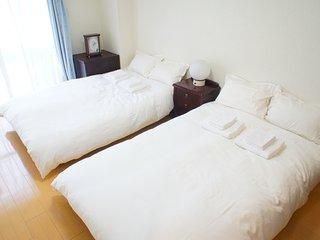 2 bedroom Condo with Internet Access in Shinjuku - Shinjuku vacation rentals
