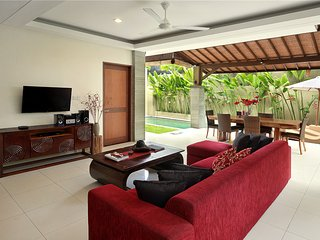 3 Bedroom Modern Minimalist Private pool. K2. - Seminyak vacation rentals