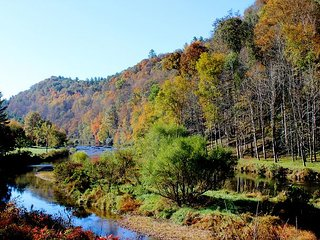Fish From The Banks Of The New River! Memorial Day Weekend Available! - Jefferson vacation rentals
