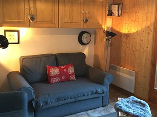 1 Bed Cosy Apartment by the Ski lift - Saint Jean d'Aulps vacation rentals