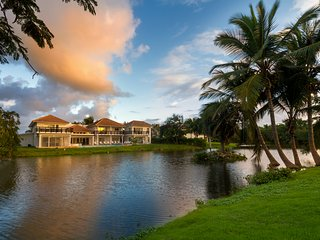 Lake View Villa - Luxury 8 Bedroom- Gourmet Chef! - Bavaro vacation rentals