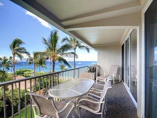 Maui One Bedroom Ocean Front Condo - Lahaina vacation rentals