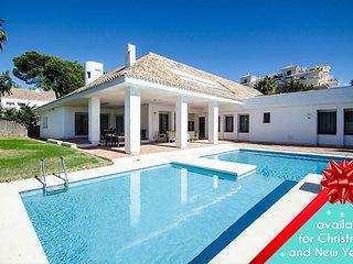 Six-Bedroom Villa - Villa Marina 16 - Marbella vacation rentals