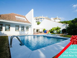 Four-Bedroom Villa - Villa Marina 6 - Marbella vacation rentals
