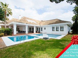 Four-Bedroom Villa - Villa Marina 4 - Marbella vacation rentals