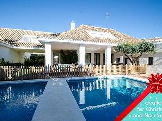 Four-Bedroom Villa - Villa Marina 3 - Marbella vacation rentals