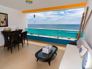 Unique beachfront 3 BDR apt in paradise - Juan Dolio vacation rentals