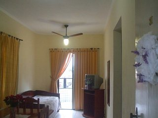 Nice Condo with Television and Balcony - Praia Grande vacation rentals
