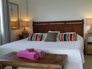 Bright Villa with A/C and Microwave - Saint Barthelemy vacation rentals