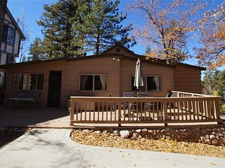 Bright City of Big Bear Lake House rental with Deck - City of Big Bear Lake vacation rentals
