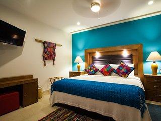 405 CONDO WITH 1 MASTER BD 1 BA PLUS ONE DEN - Puerto Vallarta vacation rentals