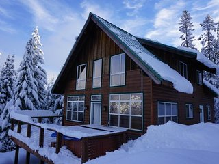 Dog-friendly woodland cabin offering a private hot tub, near skiing/hiking! - Plain vacation rentals