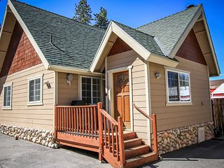 Cozy House with Central Heating and Fireplace - Big Bear Lake vacation rentals
