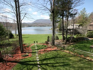 Lakefront Mountain Retreat with Boat - Lake Toxaway vacation rentals