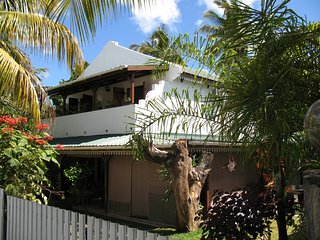 Comfortable villa 60 metres from the beach - Trou aux Biches vacation rentals