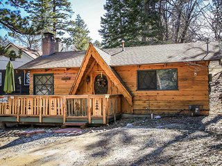 Cozy Cabin with Deck and Internet Access - Big Bear Lake vacation rentals