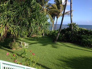 Beachfront Traditional Hawaiian Home - Waialua vacation rentals