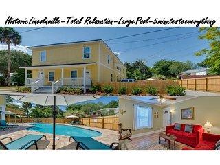 Downtown  Saint Augusine - Historic Lincolnville - Saint Augustine vacation rentals