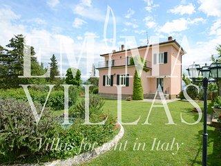 Villa Vittoria d'Anghiari 7+3 - Rignano sull'Arno vacation rentals