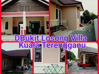 DBukit Losong Villa Homestay Kuala Terengganu - DBukit Losong Villa Homestay 1 - Terengganu vacation rentals