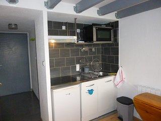 1 bedroom Apartment with Television in Font-Romeu - Font-Romeu vacation rentals