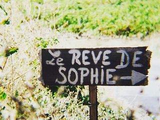 """"""" Le rêve de Sophie """"pres de Carcassonne - Brezilhac vacation rentals"""