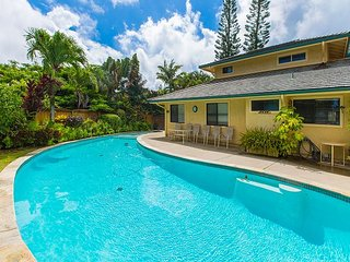 2 Bedroom House w/Private Pool. Call NOW or email for FAST Custom quotes! - Princeville vacation rentals
