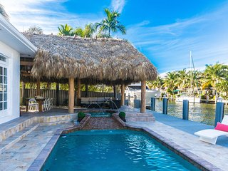 Luxury Waterfront Vacation home Villa Riverside! - Fort Lauderdale vacation rentals