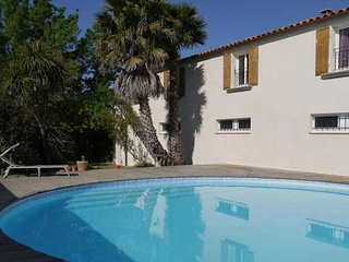French villa holidays in France with private pool - Pezenas vacation rentals