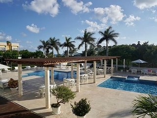 Fabulous 3 Bedroom- Magia building amazing amenities. - Playa del Carmen vacation rentals