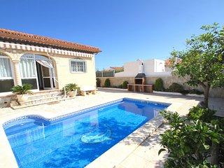 B54 CASETA villa, piscina privada jardín barbacoa - Miami Platja vacation rentals