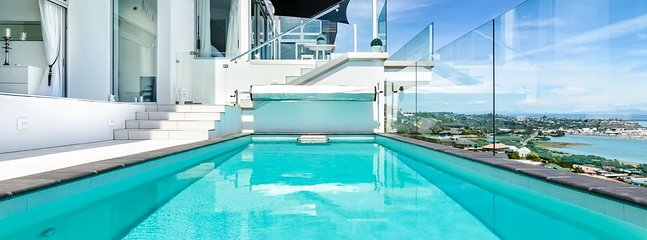 Aqua Heights Home - Luxury Nelson Holiday Home - New Zealand vacation rentals
