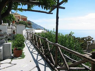 Charming 1 bedroom Positano House with Deck - Positano vacation rentals