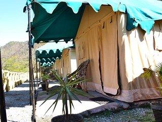 Nice Beach hut with Mountain Views and Water Views - Shivpuri vacation rentals
