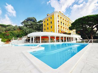 MINA 1BR-pool&restaurant by KlabHouse - Santa Margherita Ligure vacation rentals